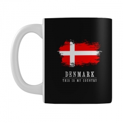 This is my country - Denmark Mug | Artistshot
