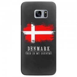This is my country - Denmark Samsung Galaxy S7 Edge | Artistshot
