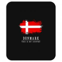 This is my country - Denmark Mousepad | Artistshot