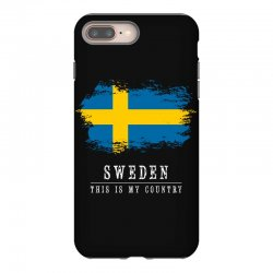 This is my country - Sweden iPhone 8 Plus | Artistshot
