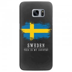This is my country - Sweden Samsung Galaxy S7 Edge | Artistshot