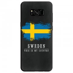 This is my country - Sweden Samsung Galaxy S8 | Artistshot