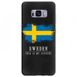 This is my country - Sweden Samsung Galaxy S8 Plus | Artistshot