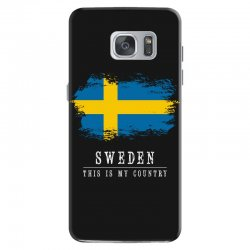 This is my country - Sweden Samsung Galaxy S7 | Artistshot