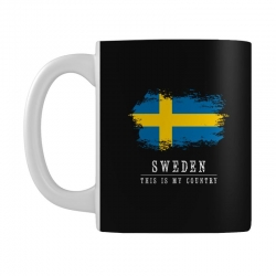 This is my country - Sweden Mug | Artistshot