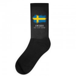 This is my country - Sweden Socks | Artistshot