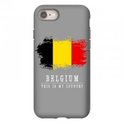 This is my country - Belgium iPhone 8 Case | Artistshot