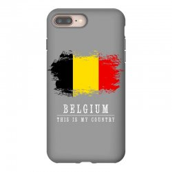 This is my country - Belgium iPhone 8 Plus | Artistshot
