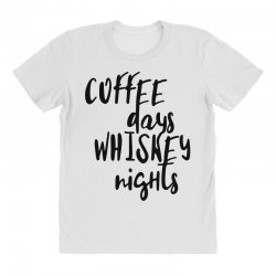Coffee days, whiskey nights All Over Women's T-shirt | Artistshot