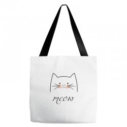 Meow Tote Bags | Artistshot