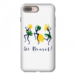 Oi Brasil iPhone 8 Plus Case | Artistshot