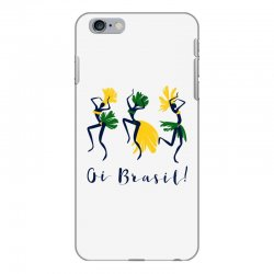 Oi Brasil iPhone 6 Plus/6s Plus Case | Artistshot