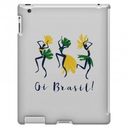 Oi Brasil iPad 3 and 4 Case | Artistshot