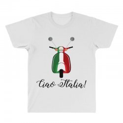 Ciao Italia All Over Men's T-shirt | Artistshot