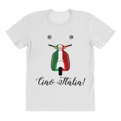 Ciao Italia All Over Women's T-shirt | Artistshot