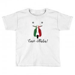 Ciao Italia Toddler T-shirt | Artistshot