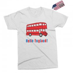 hello England Exclusive T-shirt | Artistshot