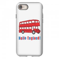 hello England iPhone 8 | Artistshot