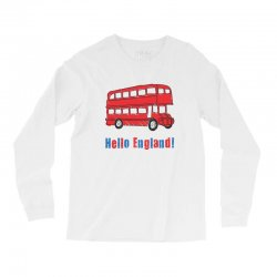 hello England Long Sleeve Shirts | Artistshot