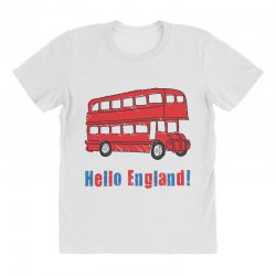 hello England All Over Women's T-shirt | Artistshot