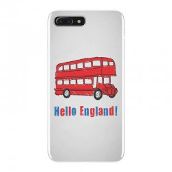 hello England iPhone 7 Plus Case | Artistshot