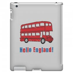 hello England iPad 3 and 4 Case | Artistshot