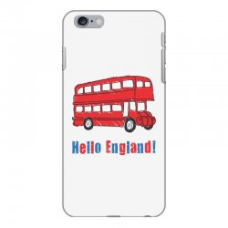 hello England iPhone 6 Plus/6s Plus Case | Artistshot