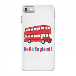 hello England iPhone 7 Case | Artistshot