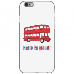 hello England iPhone 6/6s Case | Artistshot