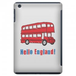 hello England iPad Mini | Artistshot