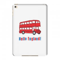 hello England iPad Mini 4 | Artistshot