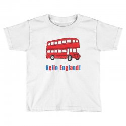 hello England Toddler T-shirt | Artistshot