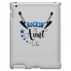 rockin the aunt life iPad 3 and 4 Case | Artistshot