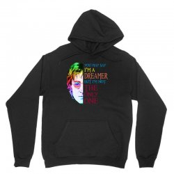 you may say i'm a dreamer Unisex Hoodie | Artistshot
