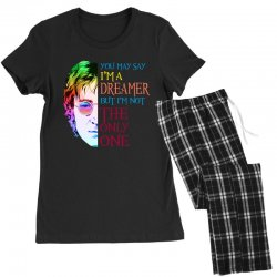 you may say i'm a dreamer Women's Pajamas Set | Artistshot