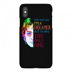 you may say i'm a dreamer iPhoneX Case | Artistshot