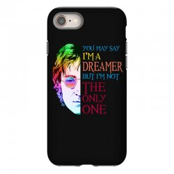 you may say i'm a dreamer iPhone 8 Case | Artistshot
