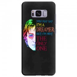 you may say i'm a dreamer Samsung Galaxy S8 Plus Case | Artistshot