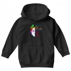 you may say i'm a dreamer Youth Hoodie | Artistshot