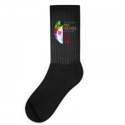 you may say i'm a dreamer Socks | Artistshot