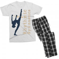 Rhythmic gymnastics - Clubs Men's T-shirt Pajama Set | Artistshot