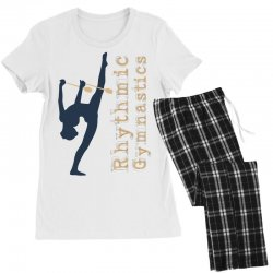 Rhythmic gymnastics - Clubs Women's Pajamas Set | Artistshot