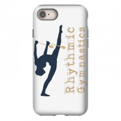 Rhythmic gymnastics - Clubs iPhone 8 | Artistshot