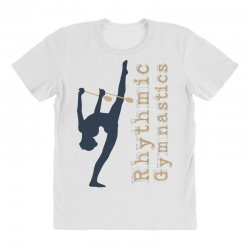 Rhythmic gymnastics - Clubs All Over Women's T-shirt | Artistshot