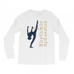 Rhythmic gymnastics - Clubs Long Sleeve Shirts | Artistshot