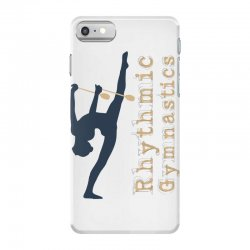 Rhythmic gymnastics - Clubs iPhone 7 Case | Artistshot