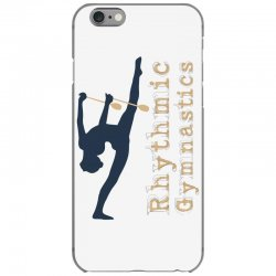 Rhythmic gymnastics - Clubs iPhone 6/6s Case | Artistshot