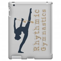 Rhythmic gymnastics - Clubs iPad 3 and 4 Case | Artistshot