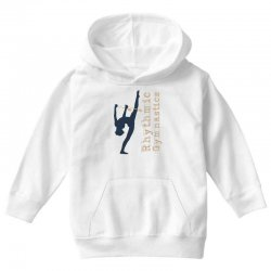 Rhythmic gymnastics - Clubs Youth Hoodie | Artistshot