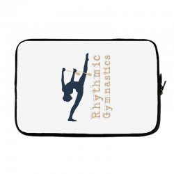 Rhythmic gymnastics - Clubs Laptop sleeve | Artistshot